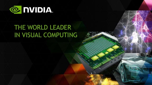 NVIDIA Business Overview July 2014