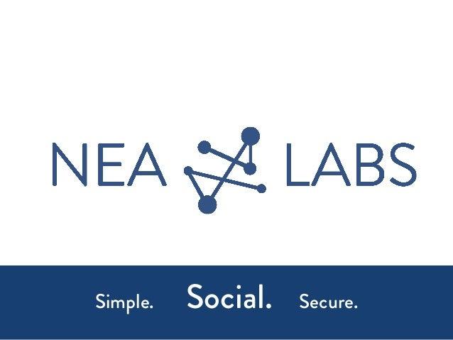Simple. Social. Secure.