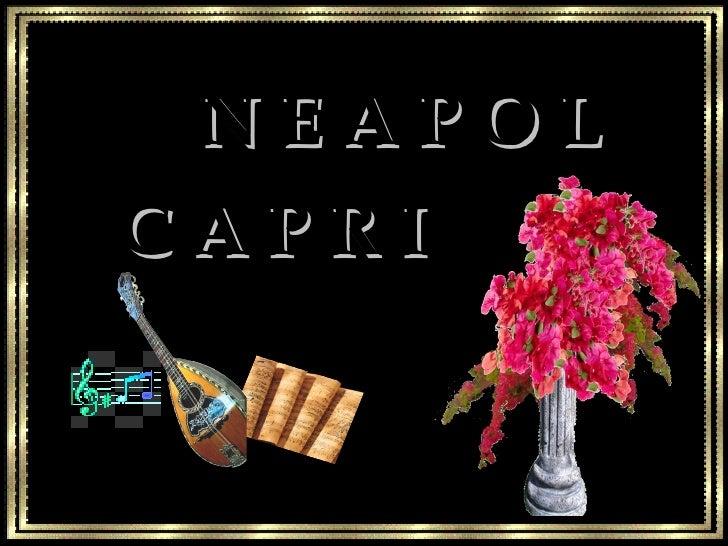 NEAPOL CAPRI