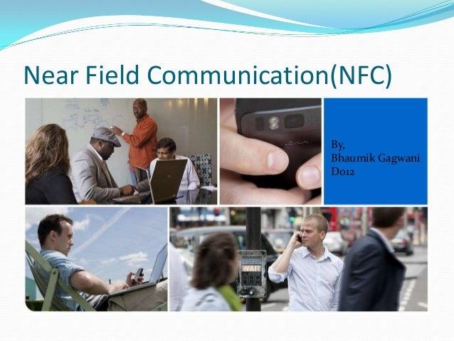Near field communication(nfc)