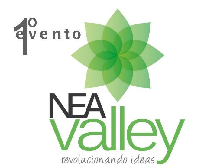 Name of presentation by Mr X 1 º evento