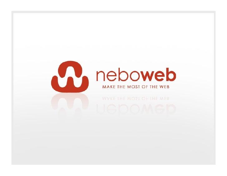 NeboWeb Social Media Presentation