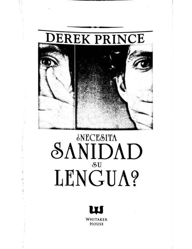 Necesita Sanidad Su Lengua? - Derek Prince