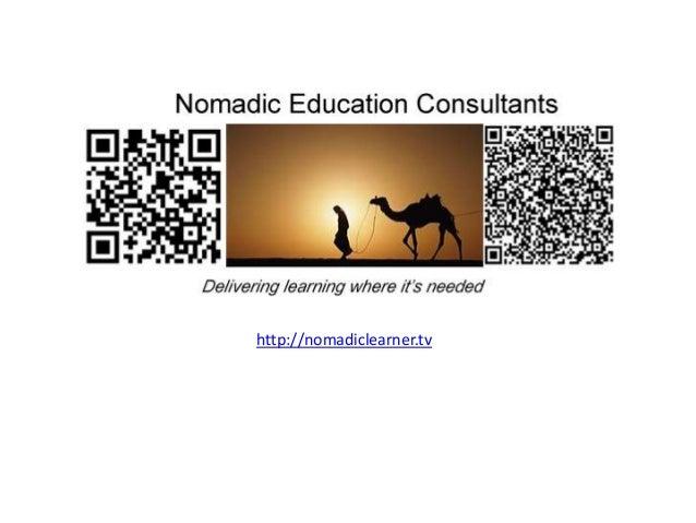http://nomadiclearner.tv