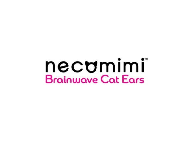 Necomimi web header update 2013 7.13