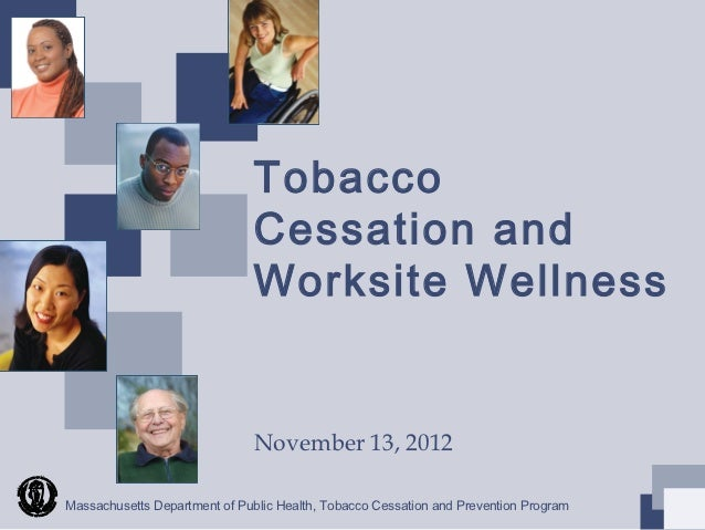 Tobacco Cessation and Worksite Wellness