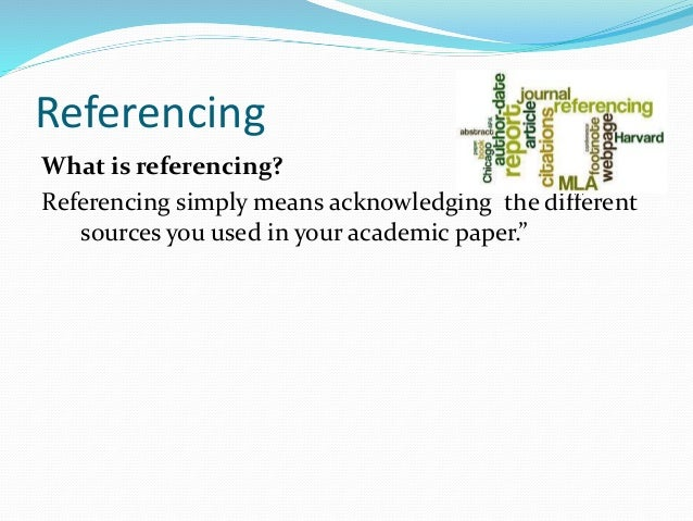 What is an Academic Paper? | Institute for Writing and Rhetoric