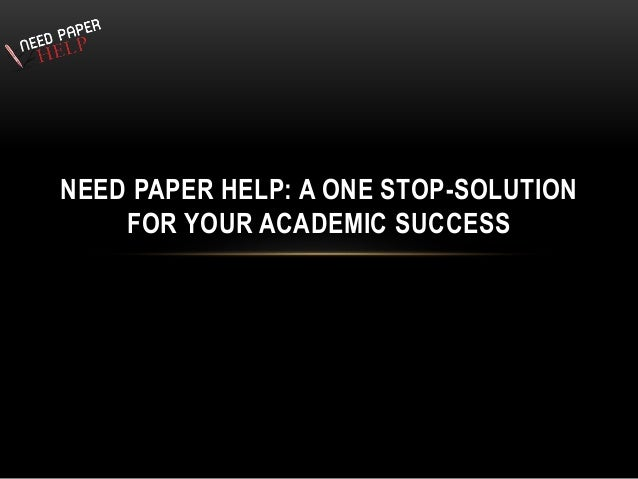 Make use of our professional paper writing service