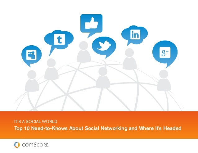 Need to knows about social networking countries wise statics