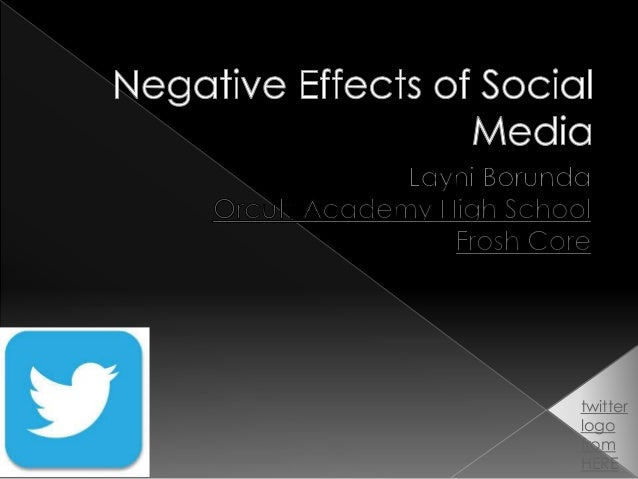 positive effects of social media essays Effects of social media the aspects of social media both have a positive and negative all the effects of social media on society essays and term.