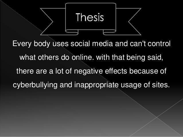 the negative effects of social media and the internet The effects of social media on children  although there are many positive aspects of social media, the negative effects on children and adolescents are also numerous.