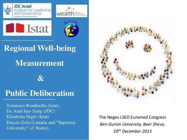 Negev cogress presentation