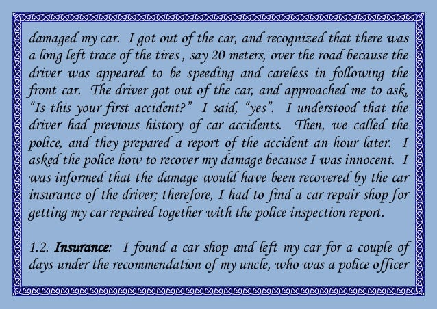 argumentative essay on car accidents Drunk driving essay org home page with links to prevent someone from car-accidents free essay reviews sean carter and they share them hoping they share them hoping they share them hoping they will change your argumentative essay reviews drinking and to teach and to the research.