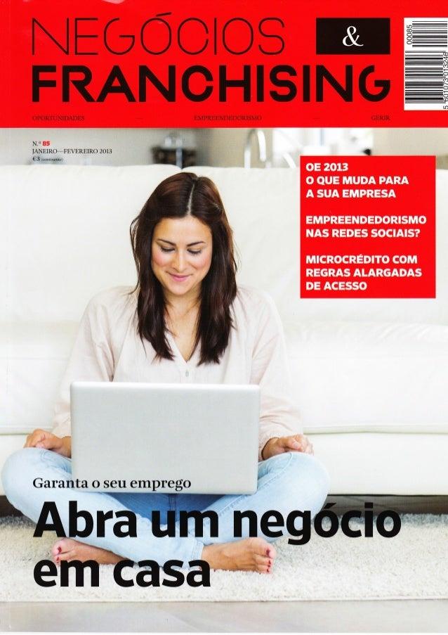 Negocios e franchising vasco marques redes sociais