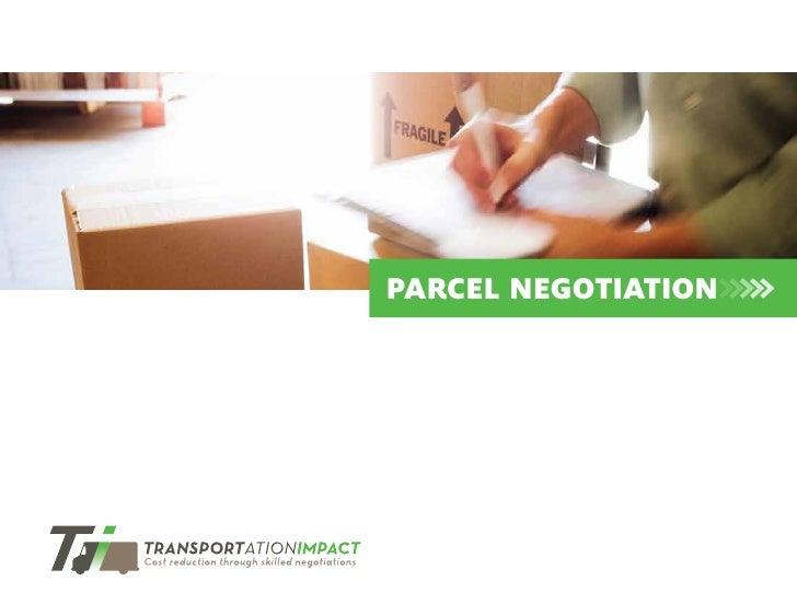 Negotiation Service