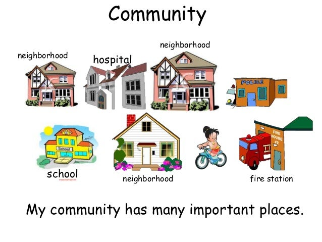 My Neighbourhood Essay