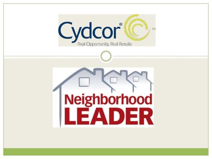 Neighborhood Leaders For Slideshare 2 5 10