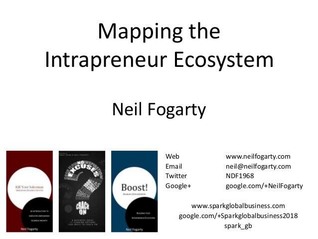 Neil Fogarty - Mapping the entrepreneur ecosystem