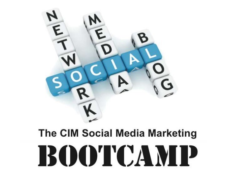 Neil Perkin CIM Social Media Boot Camp