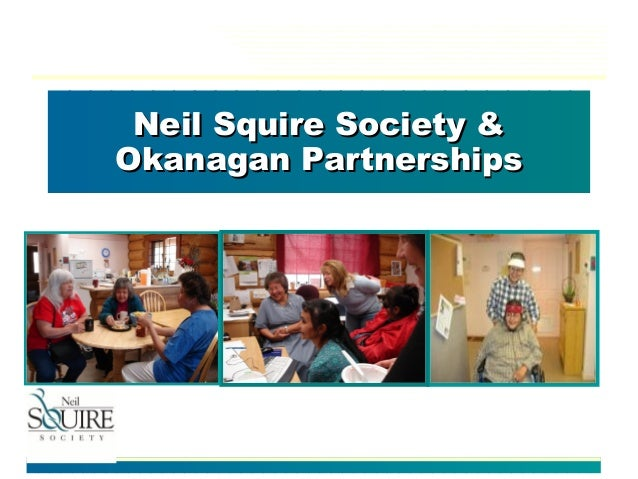 Neil Squire Society work with Penticton Indian Band (up to 2009)