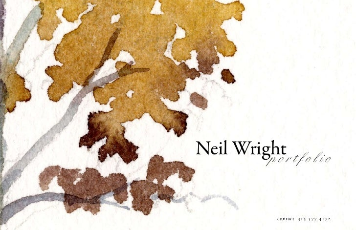 Neil Wright Art & Design Portfolio