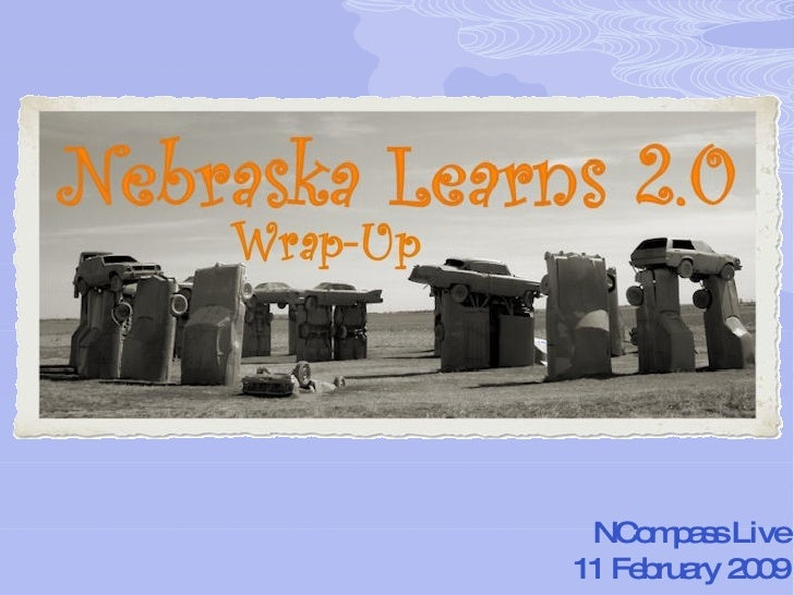 NCompass Live: Nebraska Learns 2.0 Wrap-up