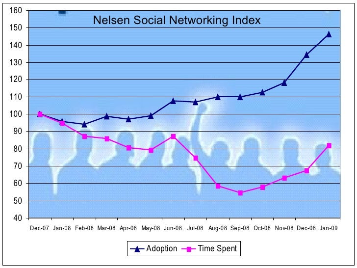 Nelsen Social Networking Index