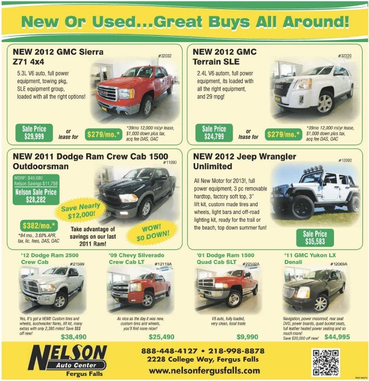 New and Used Car Specials for Fargo Drivers | Fargo Car Dealership