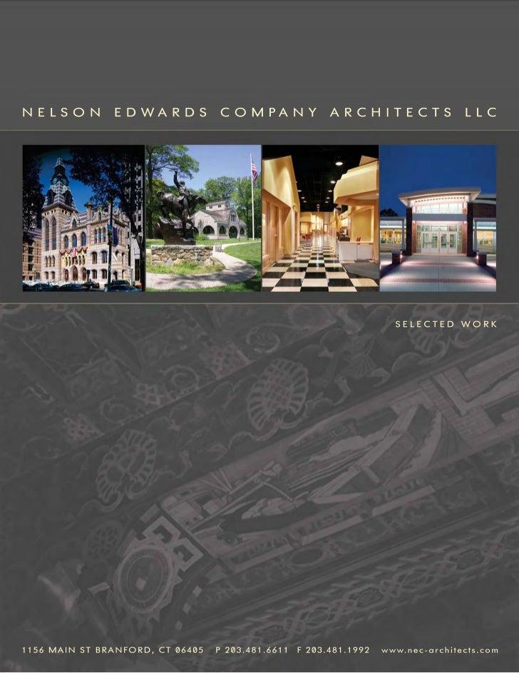 FIRM DESCRIPTION & RESUMENELSON EDWARDS COMPANY ARCHITECTS LLC