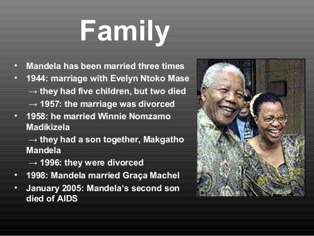 the major turning points in the life of nelson mandela There is no question that the turning points in the life of nelson mandela, the times when he went to the mountaintop, required him to make stunningly courageous.