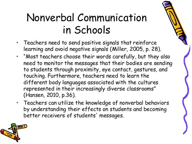 eye contact in non-verbal communication essay In many asian cultures, avoiding eye contact is seen as a sign of respect however, those in latin and north america consider eye contact important for conveying equality among individuals in ghana, if a young child looks an adult in the eye, it is considered an act of defiance.