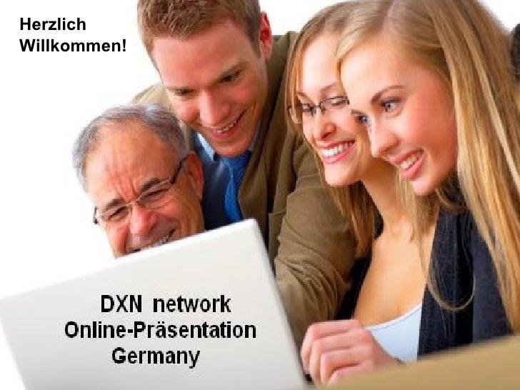 DXN Online prezentation - Kaffee network!