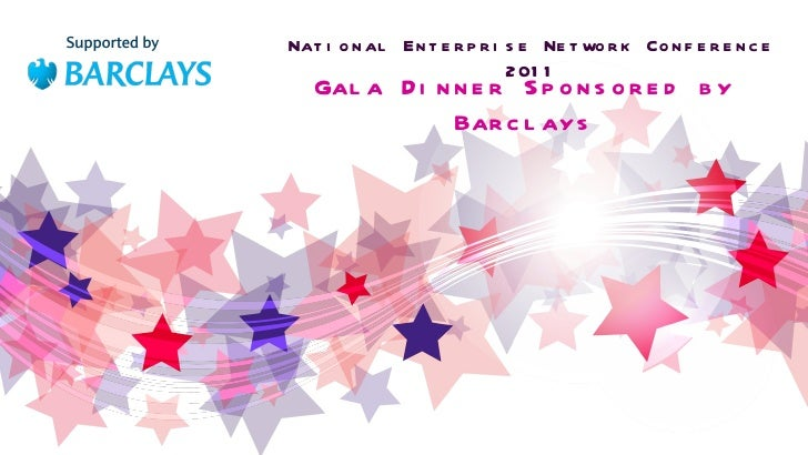#NEN2011 Awards Presentation Slides