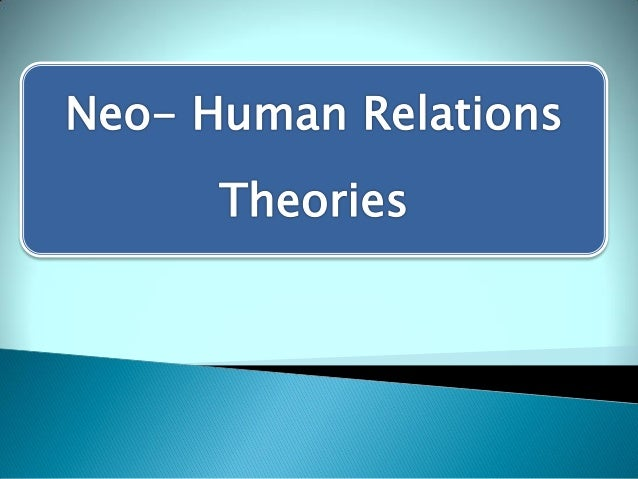 Social Psychologists :  Maslow  McGregor (theory X and theory Y)  Likert  Argyris Maslow- developed a seminal theory o...