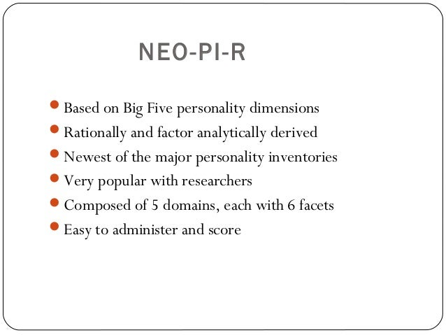 an analysis of the article the relationship between the big five personality traits and academic mot The authors examined relations between the big five personality traits and  academic outcomes,  correspondence concerning this article should be  addressed to erik e noftle  analysis of the overlap between intelligence and  personality.