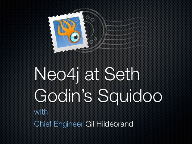 When Relational Isn't Enough: Neo4j at Squidoo