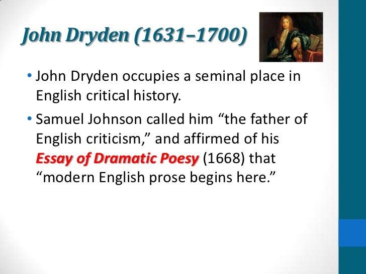 John Dryden - Wikipedia