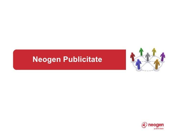 Publicitate pe www.neogen.ro