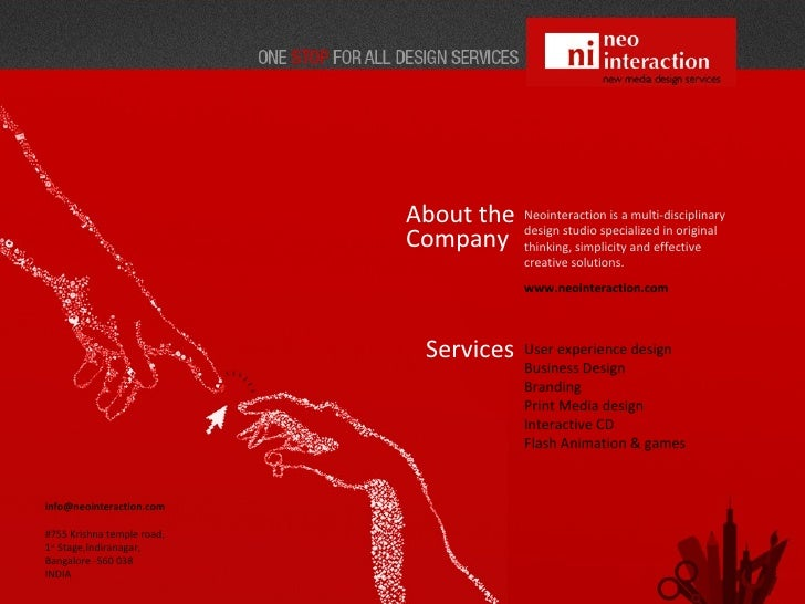 Business Design Portfolio