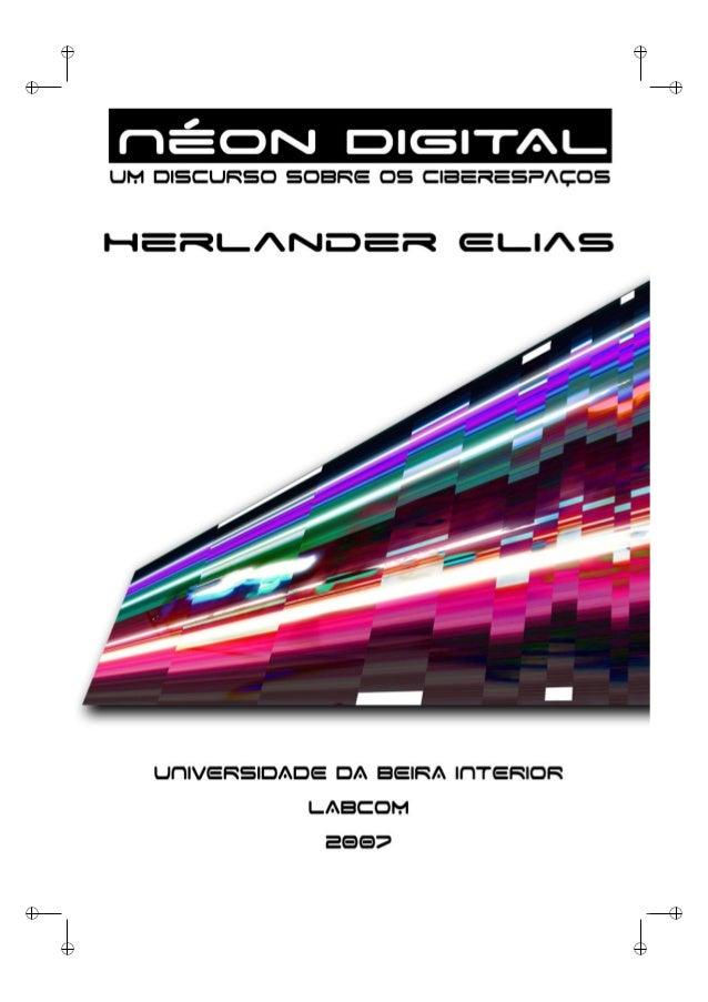 Neon digital   elias herlander