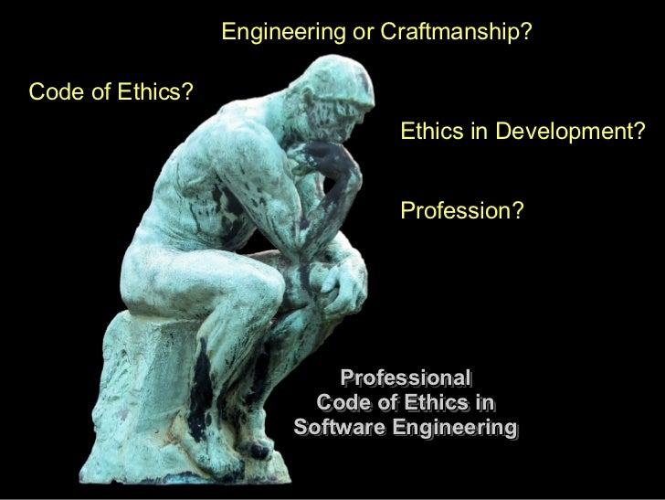 Ethics of engineering essay
