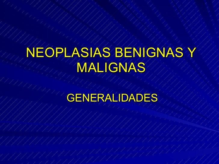 Neoplasias Anatomia Patologica
