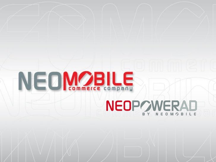 NeoPowerAd - Mobile Premium AdNetwork