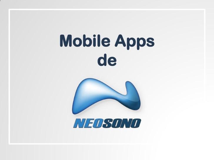 Mobile Apps    de
