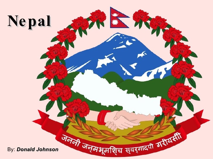 Nepal नेपाल   By:  Donald Johnson
