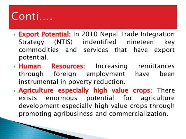 Nepal biodiversity strategy