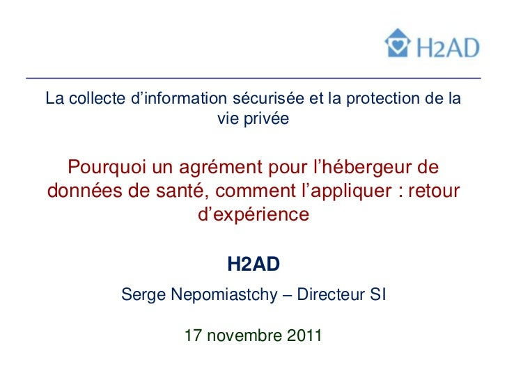 Mr Nepomiastchy H2AD EHealth