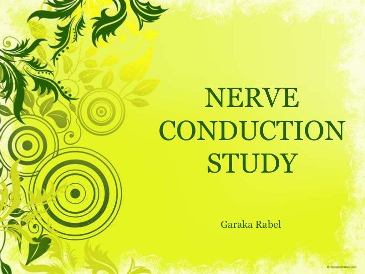 facial nerve conduction study