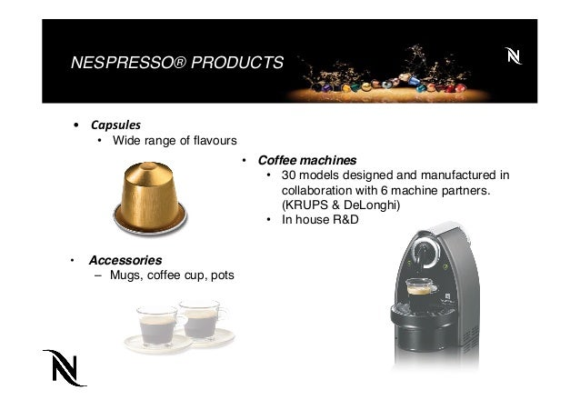 Nespresso Business Strategy