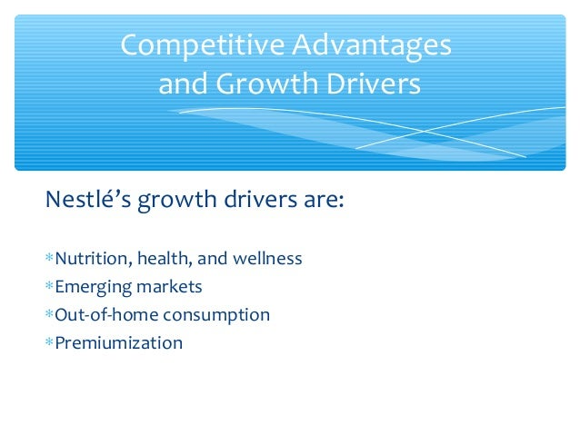 nestle advantages nad disadvantages The pros and cons of subscription ecommerce models so what are the advanatages and disadvantages of this what are the advantages of subscription.